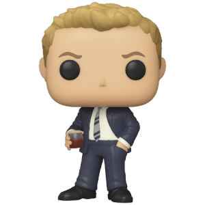 How I Met Your Mother - Barney Stinson Funko Pop! Vinyl