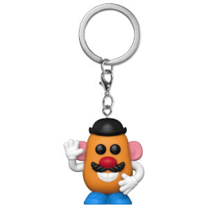Portachiavi Funko Pop! - Giochi Retrò - Hasbro Mr. Potato