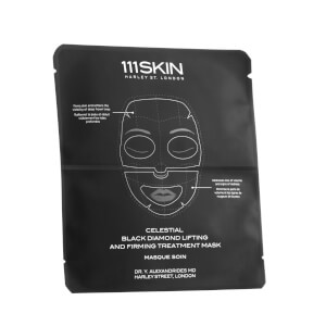 111SKIN Celestial Black Diamond Lifting and Firming Mask Face Single 31ml