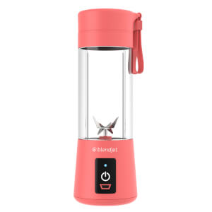 BlendJet One The Original Portable Blender - Coral
