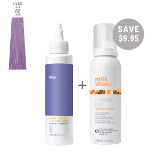 milk_shake Conditioning Direct Hair Colour Kit - Lilac