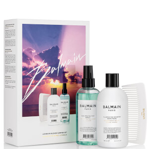 Balmain Limited Edition Luminous Blonde Summer Set