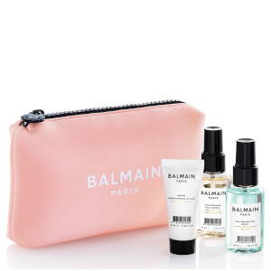 Balmain Limited Edition Cosmetic Bag - Pink