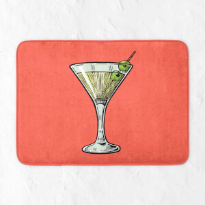 Martini Bath Mat