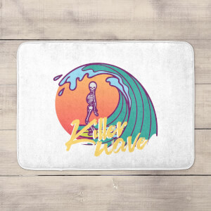 Killer Wave Dude Bath Mat