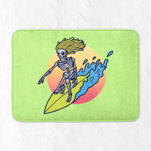 Surfs Up! Bath Mat