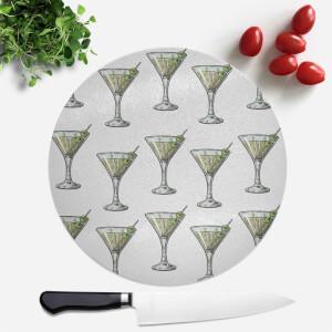 Martini Round Chopping Board