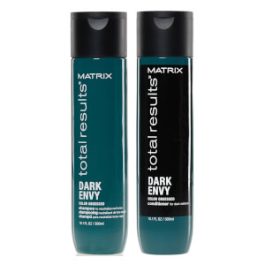 Matrix Dark Envy Shampoo and Conditioner Duo 2 x 300ml