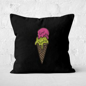 Ice Cream Square Cushion