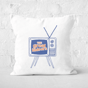 The Great Indoors Square Cushion