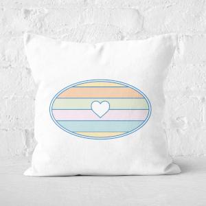 One Love Square Cushion