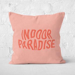 Indoor Paradise Square Cushion