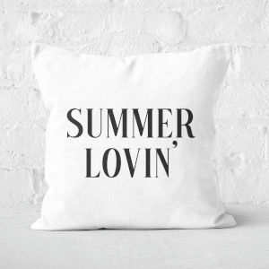 Summer Lovin' Square Cushion
