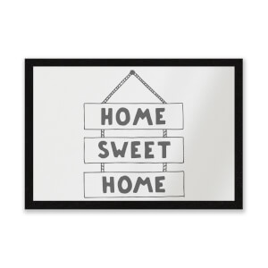 Home Sweet Home Entrance Mat