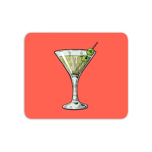 Martini Mouse Mat