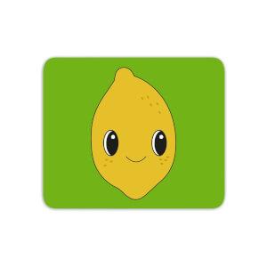 Cute Lemon Mouse Mat