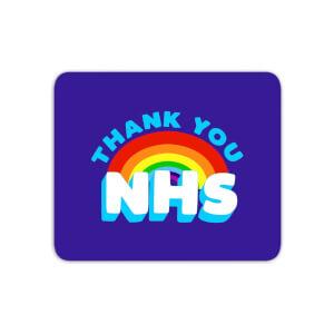 Thank You NHS Mouse Mat