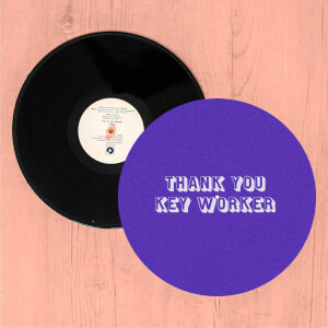 Thank You Key Worker Slip Mat