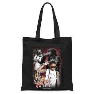 Lil Wayne Tote Bag - Black
