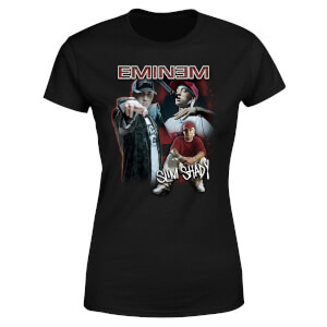 Eminem Women's T-Shirt - Black
