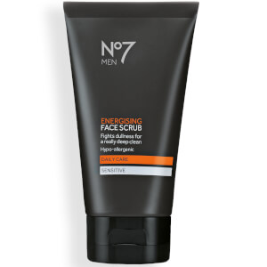 No7 Men Energising Face Scrub