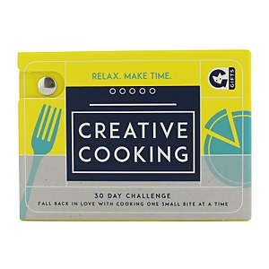 30 Day Creative Cooking Challenge