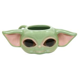Le Mandalorien - Mug en forme de l'enfant (Baby Yoda)