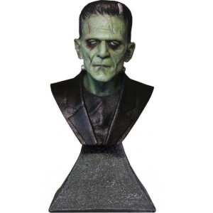 Trick or Treat Studios Universal Monsters Mini Bust Frankenstein 15 cm
