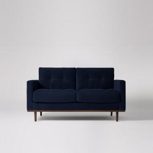 Swoon Berlin Velvet 2 Seater Sofa