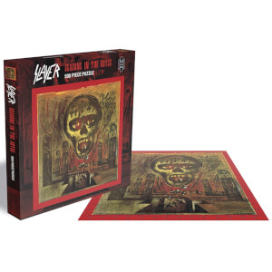 Slayer Seasons in the Abyss (500 Piece Jigsaw Puzzle)