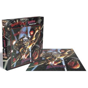 Motorhead Bomber (500 Piece Jigsaw Puzzle)