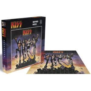 Kiss Destroyer (500 Piece Jigsaw Puzzle)