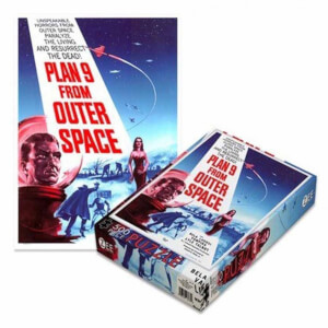 Plan 9 - Plan 9 From Outer Space (500 Piece Jigsaw Puzzle)