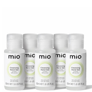 Pack Gel de manos Mio Skincare 5 x 50ml (Valorado en 12,50€)
