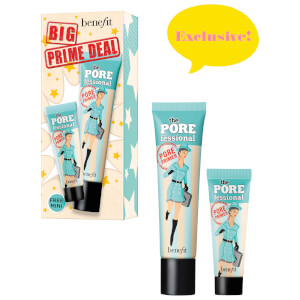 benefit Big Prime Deal Porefessional Face Primer Duo Set (Worth £41.00)