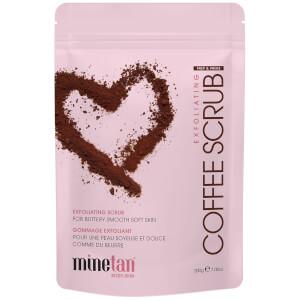 MineTan Exfoliating Coffee Scrub