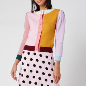 Olivia Rubin Women's Dee Cardigan - Colourblock