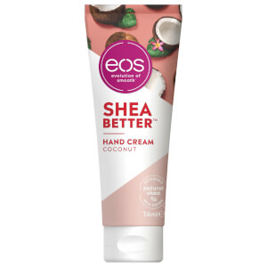 EOS Shea Better Coconut Hand Cream 74ml