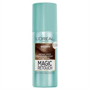 L'Oréal Paris Magic Retouch Temporary Root Concealer Spray - Brown 3 75ml