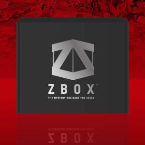 Marvel Mystery ZBOX