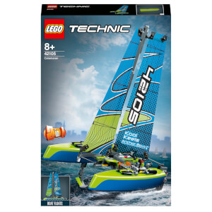 LEGO Technic: Catamaran (42105)