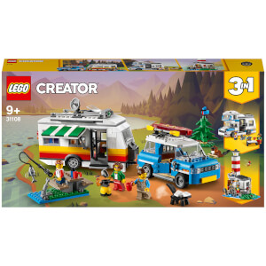 LEGO Creator: Caravan Family Holiday (31108)