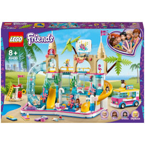 LEGO Friends: Summer Fun Water Park Resort Play Set (41430)
