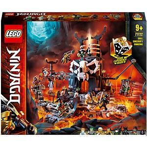 LEGO® NINJAGO®: Mazmorras del Brujo de los Muertos (71722)
