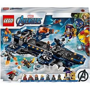 LEGO Super Heroes: Avengers Helicarrier (76153)