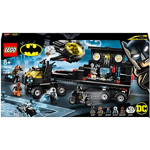 LEGO DC Batman Mobile Bat Base Batcave Truck Toy (76160) from I Want One Of Those
