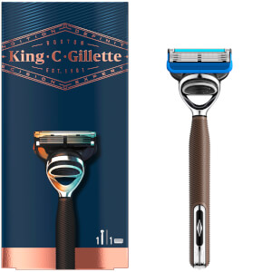King C. Gillette Bartrasierer Braun