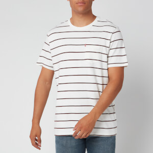Levi's Men's Sunset Pocket T-Shirt - Saturday Stripe