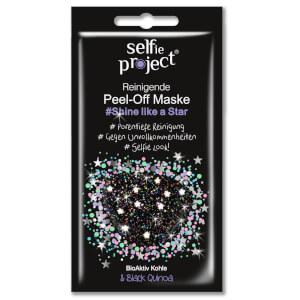Selfie Project Reinigende Peel‐Off Maske #Shine Like A Star