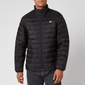 Levi's Men's Presidio Packable Jacket - Mineral Black
